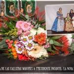 Acto despedida falleras mayores y presidente infantil 2015