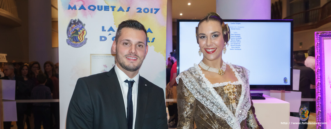 Acto Presentación Maquetas 2017