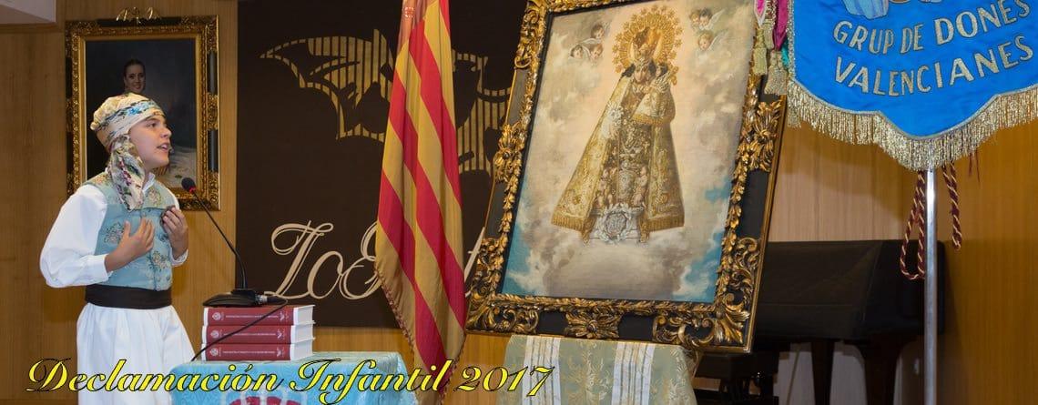 _Declamación Infantil 2017