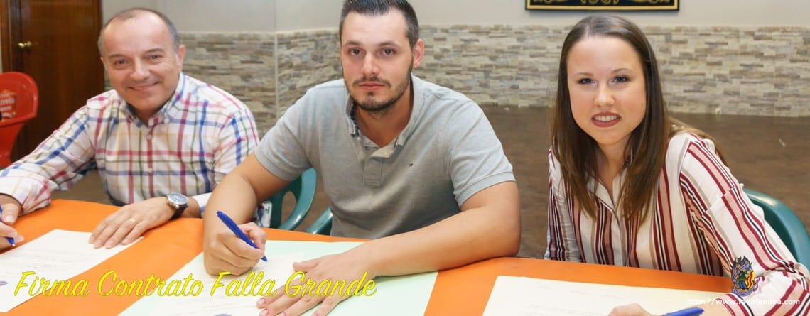 _Firma Contrato Falla Grande 2018