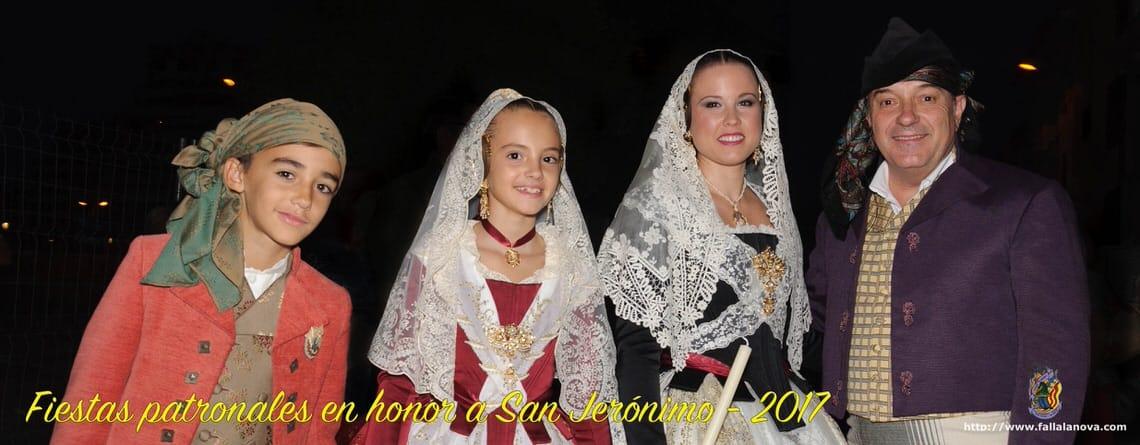 _Fiestas patronales en honor a San Jerónimo – 2017