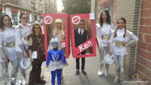 Concurso de disfraces – Agrupación Rascanya