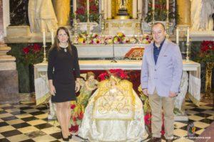 Primera Ofrenda a la Virgen de los Desamparados 2018