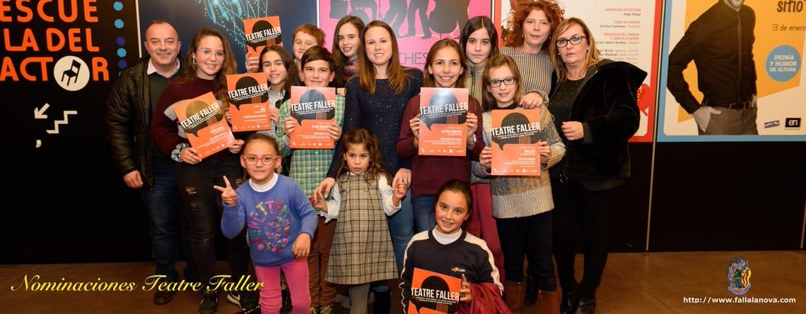 _Teatre Faller-Nominacions Infantils 2017–2018