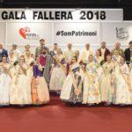 Gala fallera 2018
