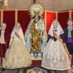 Besamanos a la Virgen de los Desamparados 2018