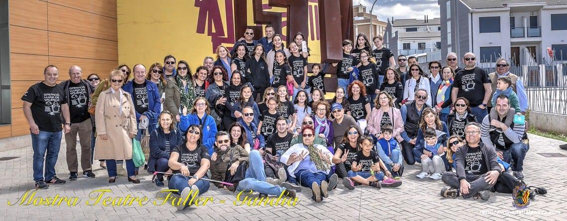 _La Nova en la II Mostra de Teatre faller de la Comunidad Valenciana