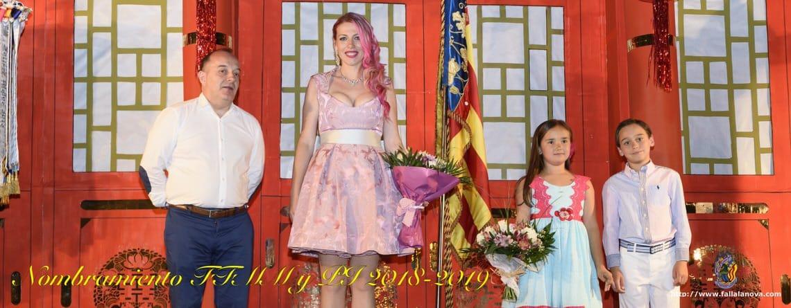 _Fiesta de San Juan – Nombramiento FFMM y PI 2018-2019