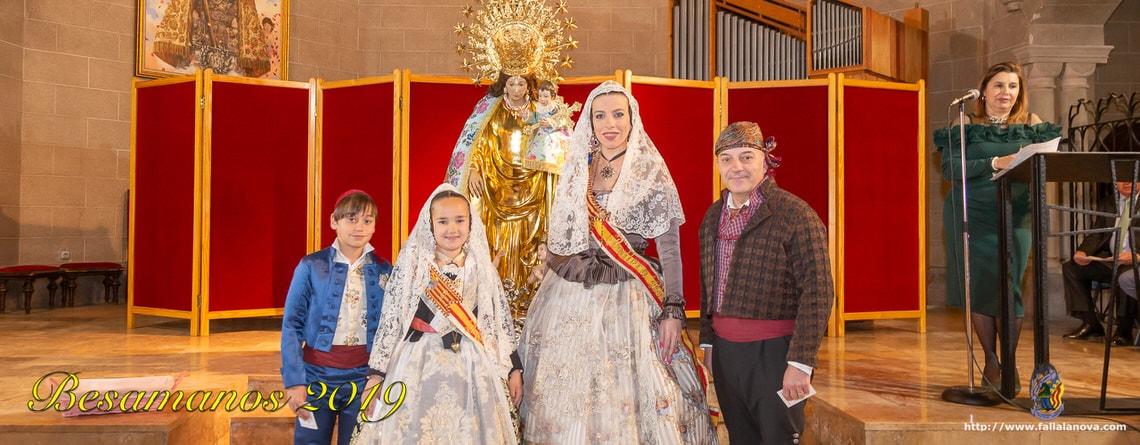 Besamanos a la Virgen de los Desamparados 2019 – copy