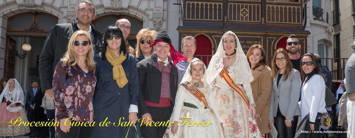 _Procesión Cívica de San Vicente Ferrer 2019
