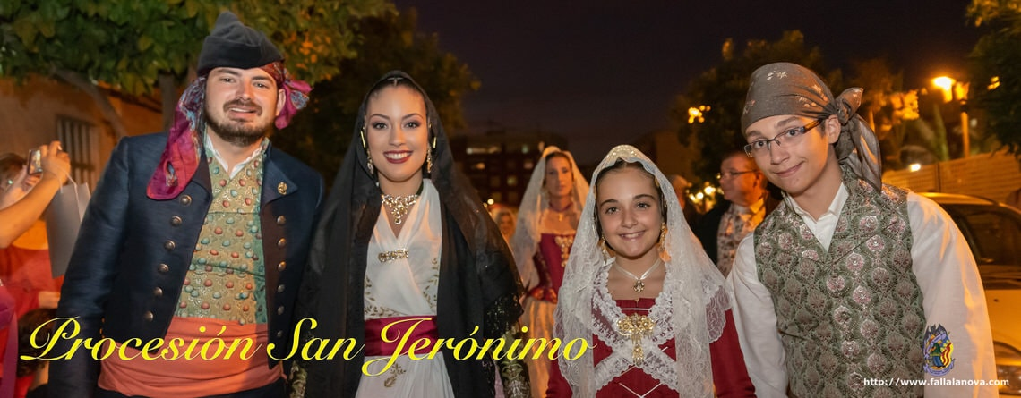 _Fiestas patronales en honor a San Jerónimo – 2019