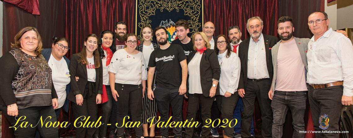 _La Nova Club – San Valentín 2020