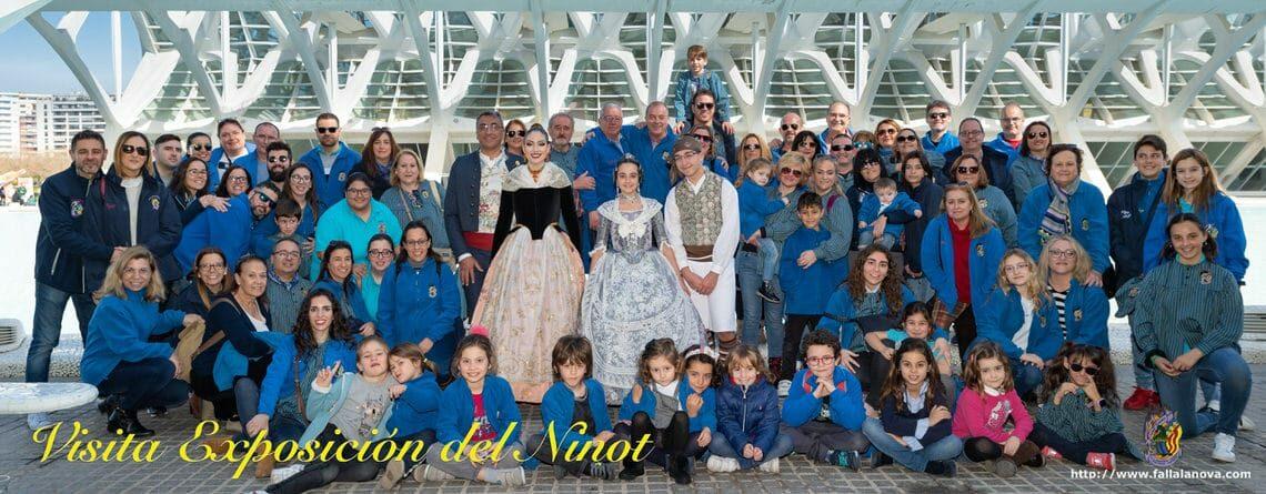 _Visita Exposisión del Ninot 2020